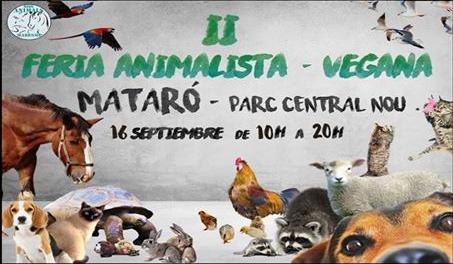 ¡Feria vegana!